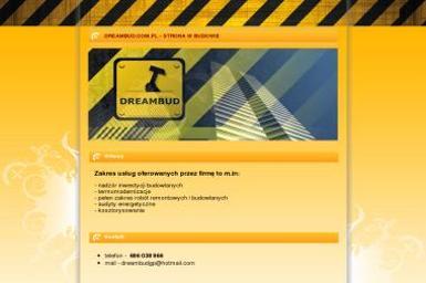 Dreambud - Konstrukcje stalowe Lublin