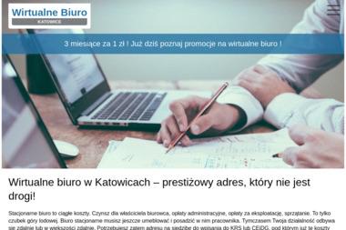 Wirtualne Biuro - Tele biuro Katowice