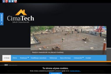 CimaTech - Wykonanie Konstrukcji Stalowej Solec Kujawski