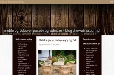 Drewutnia Sp. z.o.o. - Projektowanie wnętrz Łochowo