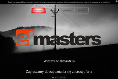 elmasters Marcin Burczy - Instalacje Elektryczne Gdańsk
