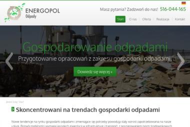 Energopol Odpady - Przetwarzanie odpadów Świdnica