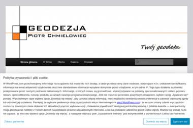 Usługi Geodezyjne Piotr Chmielowiec - Ewidencja Gruntów Police