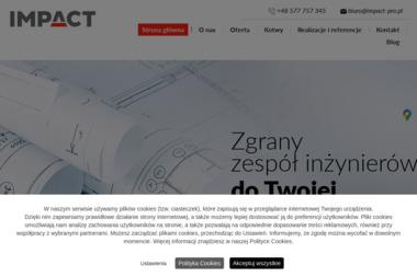 Impact Sp. z o.o. - Wełna mineralna Gdynia