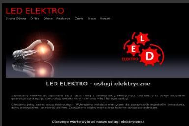 F.H.U LED ELEKTRO - Elektryk Kędzierzyn-Koźle