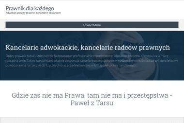Kancelaria Radcy Prawnego SYLWIA TKACZYK - Radca prawny Warszawa