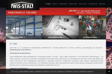 """""""WiS-STAL"""" s.c. - Szpachlowanie Włodawa"""