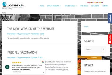 Agencja Work Max, Doradztwo Personalne i BHP - Rekrutacja Pracowników Częstochowa
