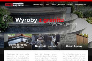 ZAGÓRSKI TERRAZZO - Ziemia ogrodowa Żuromin