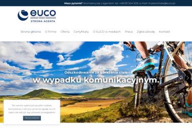 Odszkodowania Kraków Eucosa - Obsługa prawna firm Kraków