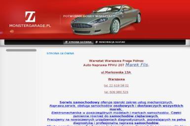 PPUH 207 Marek Flis - Elektryk samochodowy Warszawa
