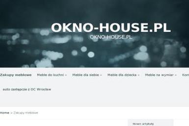 PHU OKNO-HOUSE S.C. - Kierownik budowy Klucze