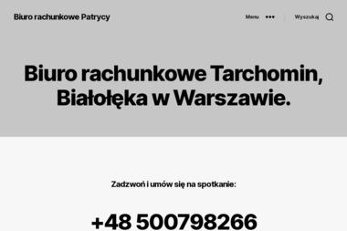 BIURO RACHUNKOWE Wojciech Patrycy - Budowa Altany Warszawa