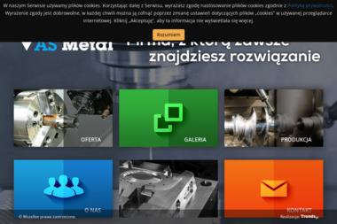 AS-METAL - Dla górnictwa i kopalnictwa Pieszyce