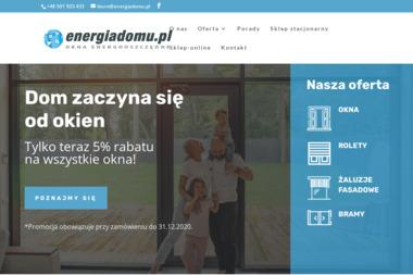 Energiadomu.pl - Krycie dachów Poznań
