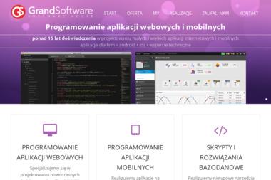 Grand Software Maciej Osytek - Tworzenie Portali Społecznościowych Poznań