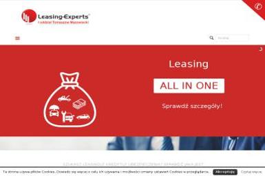 Leasing Experts S.A. oddz. Tomaszów Mazowiecki - Kredyt hipoteczny Tomaszów Mazowiecki