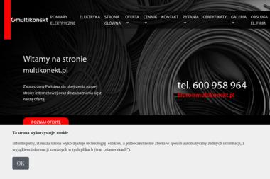 Multikonekt - Montaż oświetlenia Rzeszów