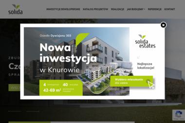 SOLIDA Daniel Górka - Domy z keramzytu Knurów