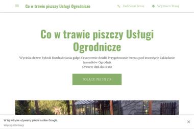 GARDEN WORK Piotr Tkocz - Roboty ziemne Rybnik