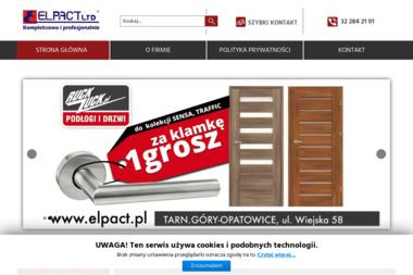 ELPACT LTD Spółka z o.o. - Okna Dachowe Velux Tarnowskie Góry