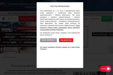 Centrum Szkoleń Inżynierskich EMT-SYSTEMS - Kurs Operatora Wózka Widłowego Gliwice