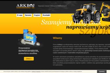 Arkboj Arkadiusz Bojko - Ładowarki teleskopowe Chełmno