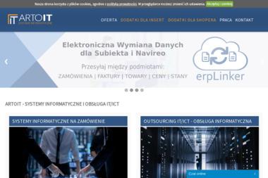 ArtoIT - Firma IT Byczyna