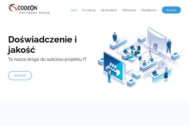 Codeon s.c. - Firma Informatyczna Warszawa