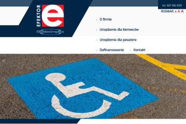 Efektor - Pojazdy specjalne Warszawa