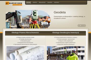 GT SURVEYORS USŁUGI GEODEZYJNE Tomasz Geizler - Usługi Geodezyjne Gdynia