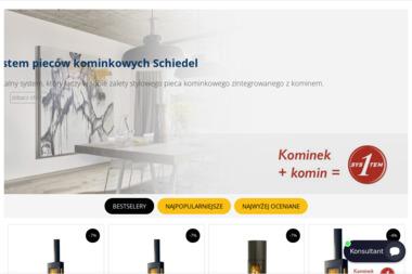 Kominy.pl (Grupa iNetServis Sp. z o.o. S.K.A.) - Sklepy Online Rzeszów