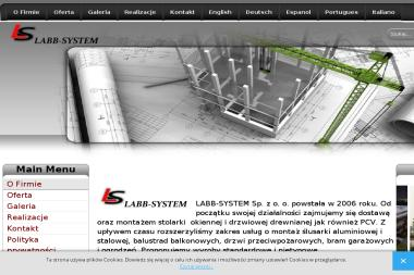LABB-SYSTEM Sp. z o.o. - Sprzedaż Okien Aluminiowych Włoszczowa