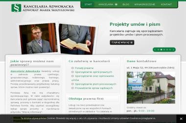 Kancelaria Adwokacka Marek Skrzyszowski - Obsługa prawna firm Jastrzębie-Zdrój