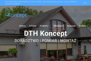 """Doradztwo Techniczne - Handel """"KONCEPT"""" - Drzwi Nakło nad Notecią"""
