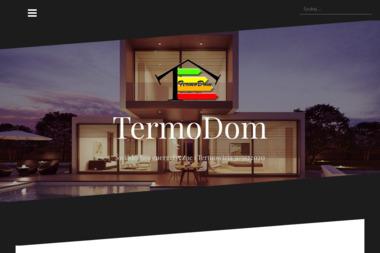 Termodom - Ocieplanie Pianką PUR Głogów
