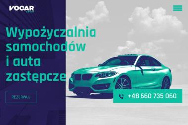 VOCAR LOGITICS SP.Z.O.O. - Transport międzynarodowy Luzino