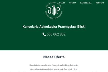 Kancelaria Adwokacka Aneta Ledwoch-Adamczuk - Adwokat Radomsko
