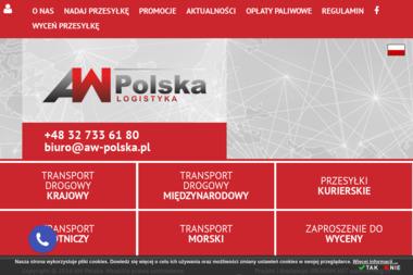 AW-POLSKA - Transport busem Katowice