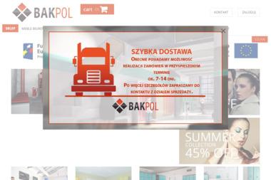 Bakpol s.c. - Meble biurowe i do pracowni Koziegłowy