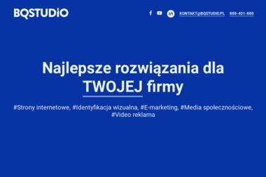 Agencja Interaktywna BQstudio.pl - Projektowanie logo Oława