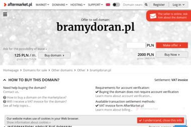 Bramy Doran - Bramy garażowe Łódź