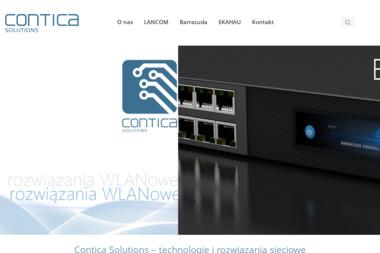 Contica Solution - Firma IT Stalowa Wola