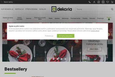 Dekoria.pl - Wyposażenie sypialni Żarów
