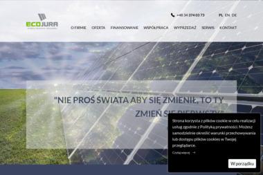 EcoJura - Kolektory słoneczne Częstochowa