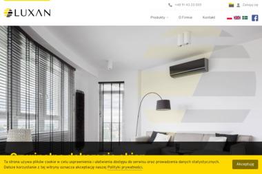 Luxan Artykuły Wyposażenia Wnętrz Ewa Krawczyk - Rolety zewnętrzne Szczecin
