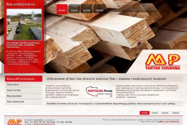 ZPUH MAREK PIETREK - Skład drewna Murów