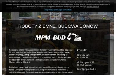 MPM-Bud Olsztyn - Wyburzenia Olsztyn