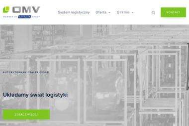 OMV POLSKA - Wózki widłowe Pruszków