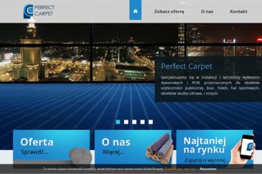 Perfect Carpet - Montaż Wykładziny PCV Warszawa